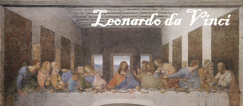 MILAN & LEONARDO DA VINCI - with digital and printable kit