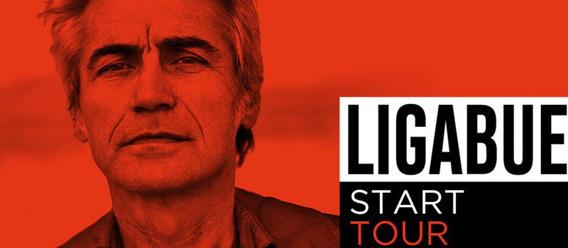 LIGABUE IN CONCERT - 20%off and ticket for the public transport