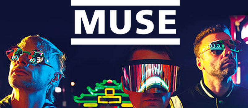 MUSE IN CONCERT - 20%off and ticket for the public transport