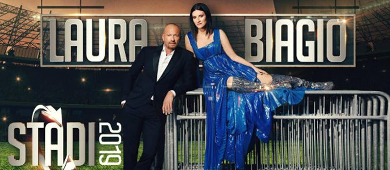 LAURA PAUSINI & BIAGIO ANTONACCI IN CONCERT - 20%off and ticket for the public transport