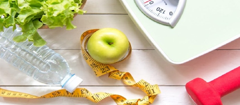 Weight-loss stay