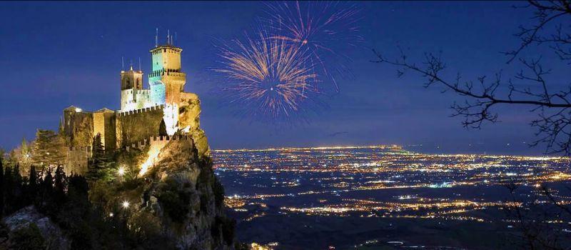 New Year's Eve in San Marino
