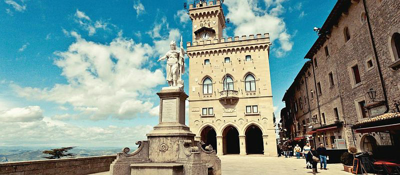 Ponti di Primavera a San Marino
