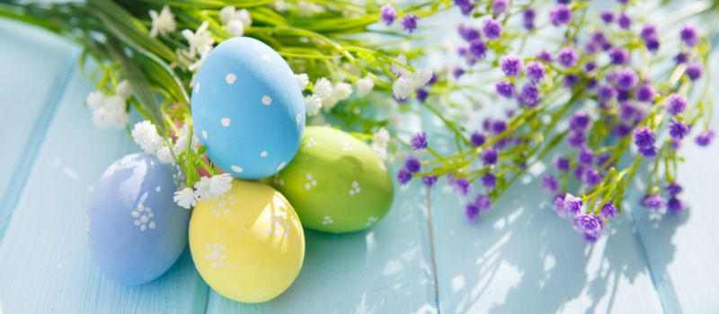 Easter in venice
