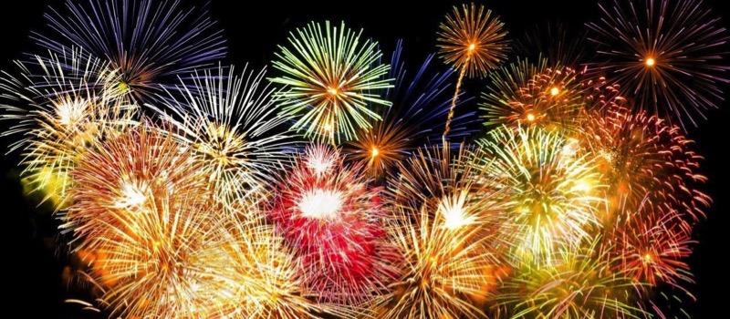 New year's eve in viareggio