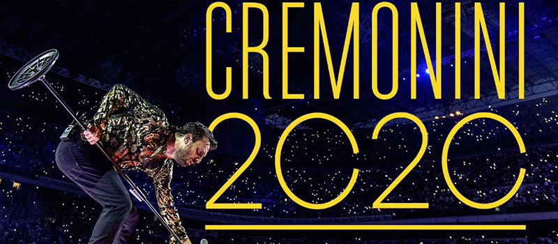 ♫CREMONINI IN CONCERT - 20% off and ticket for public transport