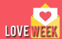 Love week: you will fall in love with this offer!