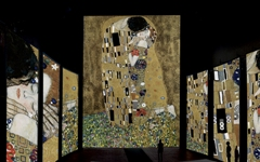 Klimt experience: immerse yourself in art!