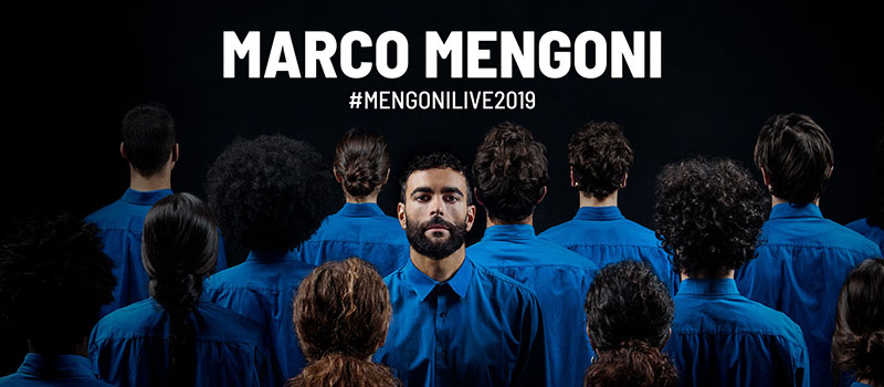 MARCO MENGONI IN CONCERT - 20% off and ticket for the public transport