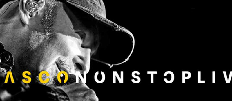 VASCO ROSSI IN CONCERT - 20% off and ticket for the public transport