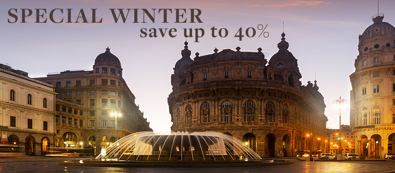 WINTER SPECIAL  SAVE UP TO 40%