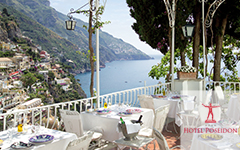 <font color=#007FFF><b>July & August in Positano...15% OFF!<b> </font> <font color=#008800>Breakfast & ALL Taxes Included - Non Refundable</font>